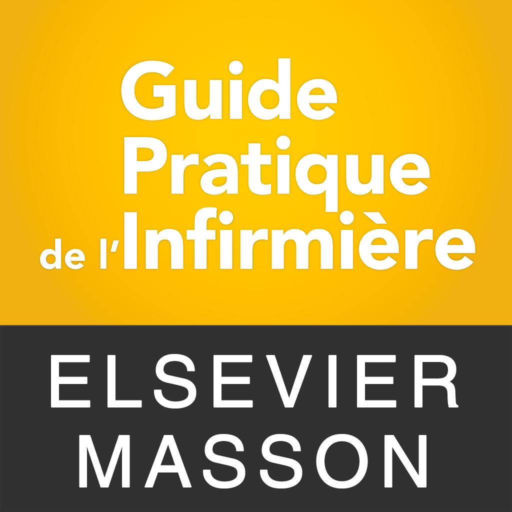 logo de l'application Guide pratique de l´infirmière